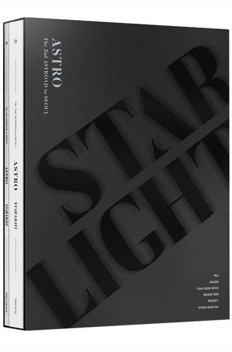 STAR LIGHT: THE 2ND ASTROAD TO SEOUL