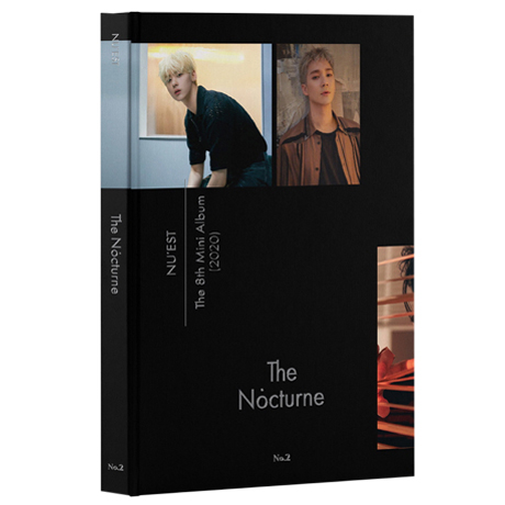 THE NOCTURNE [VER 2] [미니 8집]