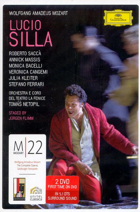 M 22: LUCIO SILLA/ TOMAS NETOPIL