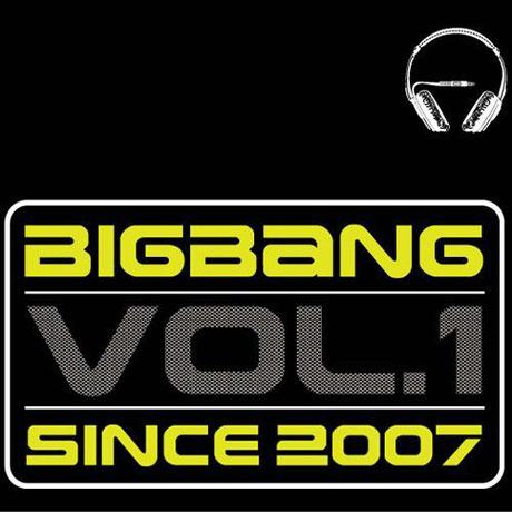 BIGBANG VOL.1 [THE FIRST ALBUM SINCE 2007]
