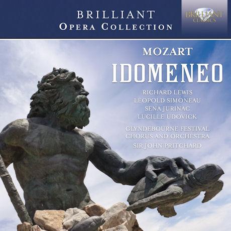 IDOMENEO/ JOHN PRITCHARD