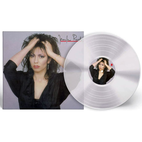 JENNIFER RUSH [CLEAR LP]