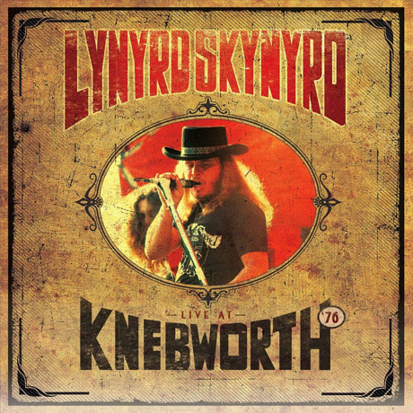 LIVE AT KNEBWORTH 76 [CD+DVD]