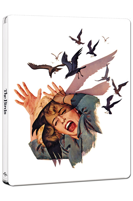 새 4K UHD+BD [스틸북 한정판] [THE BIRDS]