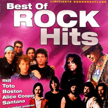 BEST OF ROCK HITS [LP]