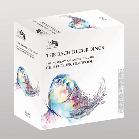 THE BACH RECORDINGS/ CHRISTOPHER HOGWOOD [바흐: 녹음] [한정반]