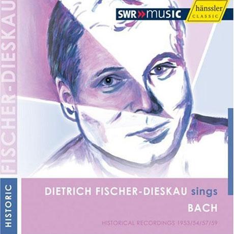 SINGS BACH/ DIETRICH FISCHER-DIESKAU