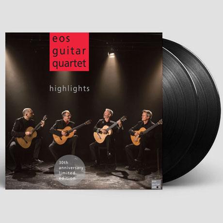 HIGHLIGHTS [30TH ANNIVERSARY LIMITED] [에오스 기타 사중주단: 하일라이츠] [LP]
