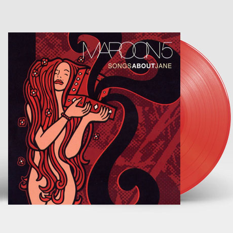 SONGS ABOUT JANE [180G RED LP] [한정반]