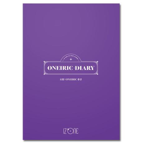 ONEIRIC DIARY [환상 VER] [미니 3집]