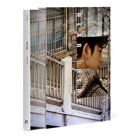HEAR , HERE: PHOTOBOOK IN TAIPEI [포토북+DVD] [한정반]