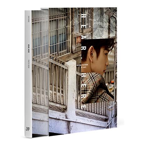 HEAR , HERE: PHOTOBOOK IN TAIPEI [포토북+DVD] [한정반]
