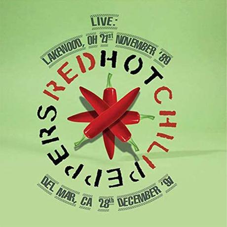 LIVE: LAKEWOOD OH 21ST NOVEMBER 89 & DEL MAR CA 28TH DECEMBER 91