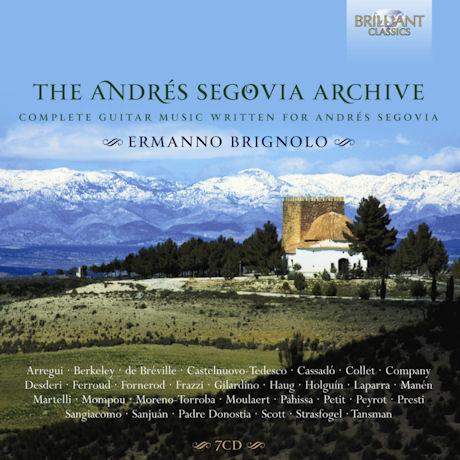 THE ANDRES SEGOVIA ARCHIVE/ ERMANNO BRIGNOLO, PAOLO FERRARA