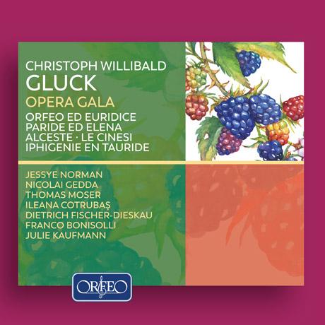 글루크: 오페라 갈라 - '오르페오와 유리디체', '타우리드의 이피게니', '알체스테' 외