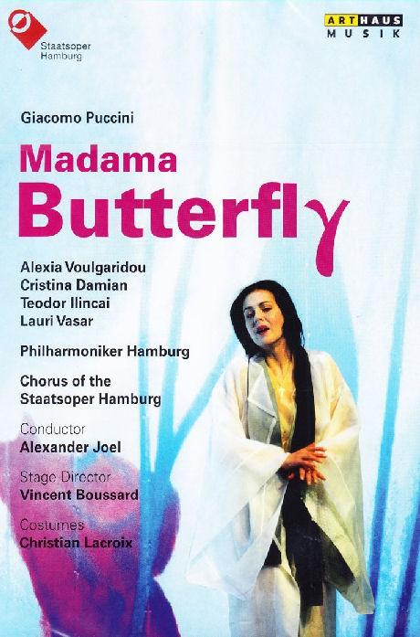 MADAMA BUTTERFLY/ ALEXANDER JOEL [푸치니: 나비부인]