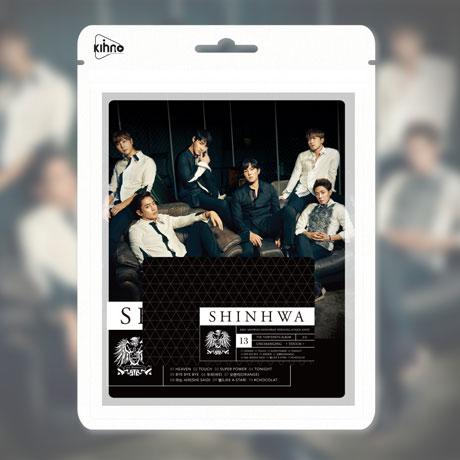 정규 13집 [SHINHWA 13TH UNCHANGING - TOUCH] [키노앨범]