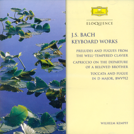 KEYBOARD WORKS/ WILHELM KEMPFF