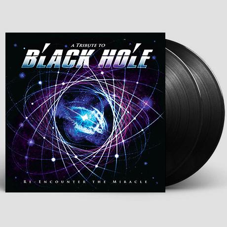 "A TRIBUTE TO BLACK HOLE: RE-ENCOUNTER THE MIRACLE [블랙홀 30주년 기념 헌정앨범] [180G LP+7""]"