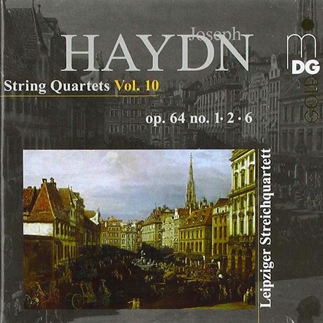 요제프 하이든 시리즈 10집-현악 4중주 op.64-1·2·6