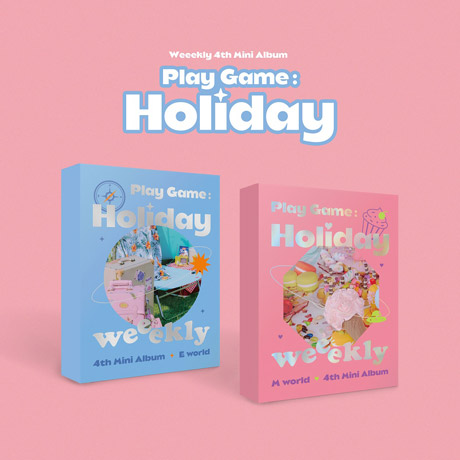PLAY GAME: HOLIDAY [미니 4집] [2종 세트]