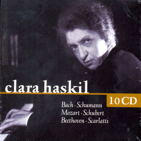 CLARA HASKIL [BOX SET]