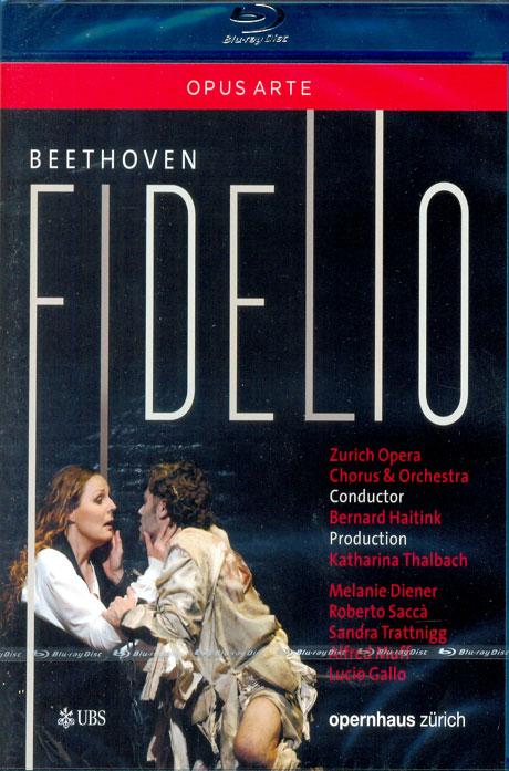 FIDELIO/ BERNARD HAITINK [베토벤: 피델리오]