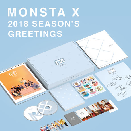 2018 SEASONS GREETINGS