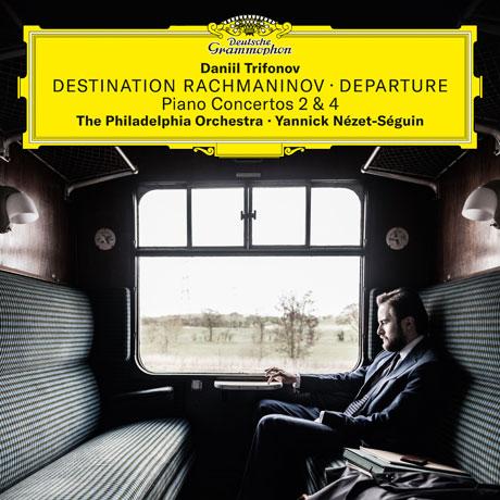 PIANO COCNERTOS 2 & 4/ DANIIL TRIFONOV, YANNICK NEZET-SEGUIN [라흐마니노프: 피아노 협주곡 2, 4번 - 다닐 트리포노프, 네제-세겡]