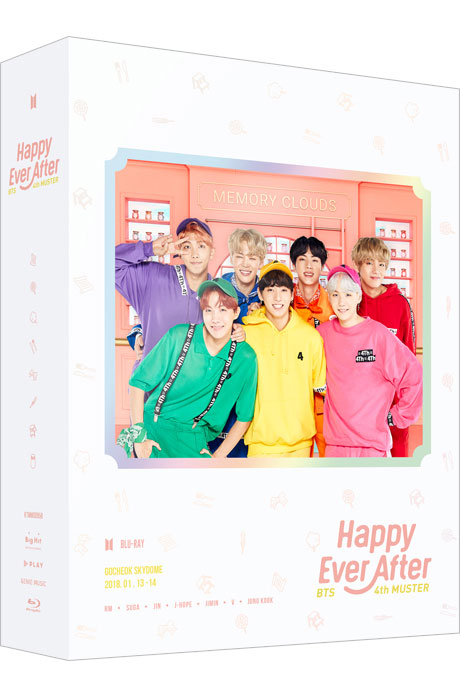 HAPPY EVER AFTER: 4TH MUSTER [3BD+MD]