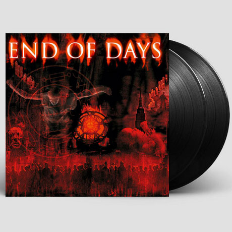 END OF DAYS [엔드 오브 데이즈] [180G LP]