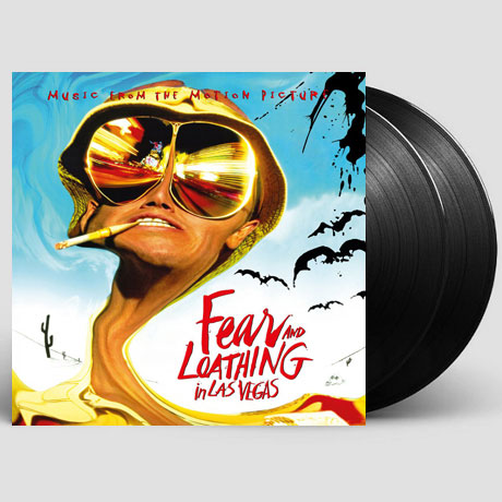 FEAR AND LOATHING IN LAS VEGAS [라스베가스의 공포와 혐오] [180G LP]
