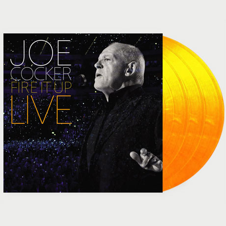 FIRE IT UP: LIVE [180G FLAMING LP]