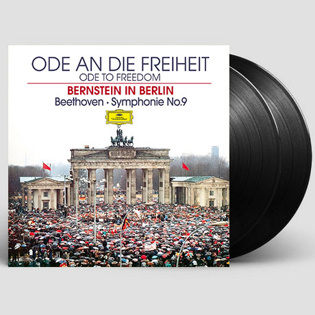 ODE AN DIE FREIHEIT - SYNPHONY NO.9/ LEONARD BERNSTEIN [자유의 송가 - 베토벤: 교향곡 9번 - 번스타인] [180G LP]