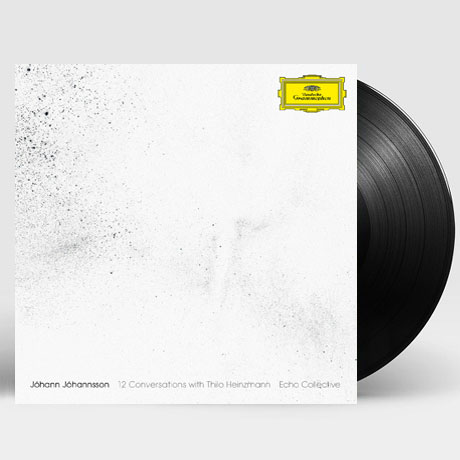 12 CONVERSATIONS WITH THILO HEINZMANN/ ECHO COLLECTIVE [요한손: 12 컨버세이션 - 에코 컬렉티브] [한정반] [180G LP]