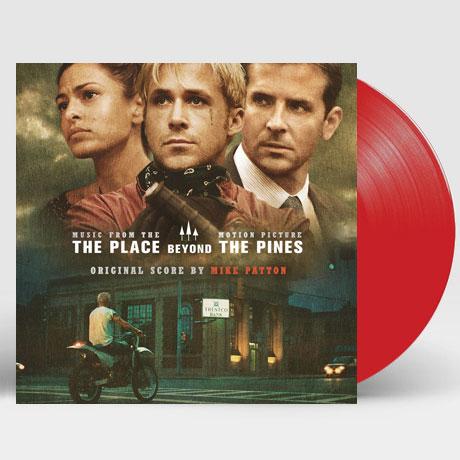 THE PLACE BEYOND THE PINES [플레이스 비욘드 더 파인즈] [180G RED LP]
