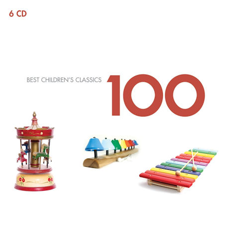 BEST CHILDREN`S CLASSICS 100