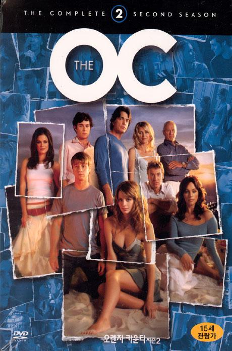 오렌지 카운티 시즌 2 [THE O.C.: COMPLETE 2 SEASON] [15년 11월 워너 에버그린 TV 핫세일 프로모션]