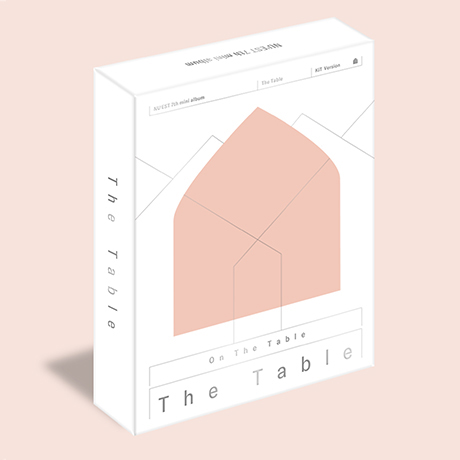 THE TABLE [미니 7집] [키트]