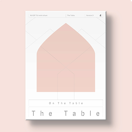 THE TABLE [VER 3] [미니 7집]