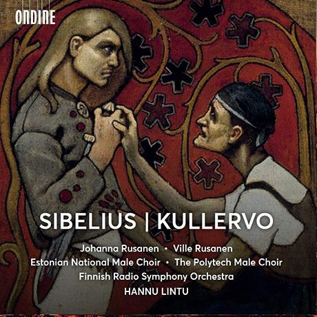 KULLERVO/ HANNU LINTU [SACD HYBRID] [시벨리우스: 합창 교향곡 <쿨레르보>   한누 린투]