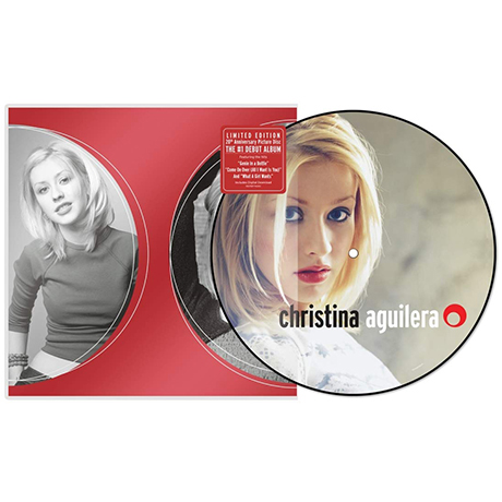 CHRISTINA AGUILERA [PICTURE DISC LP]