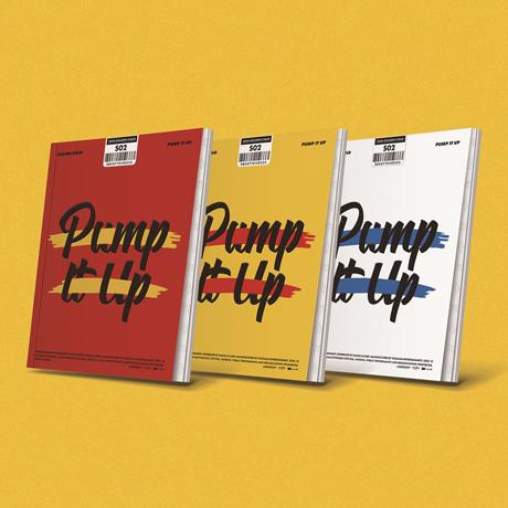 PUMP IT UP [싱글 2집] [A VER]