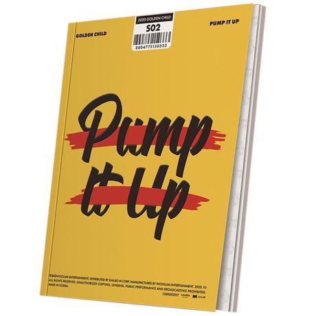 PUMP IT UP [싱글 2집] [B VER]