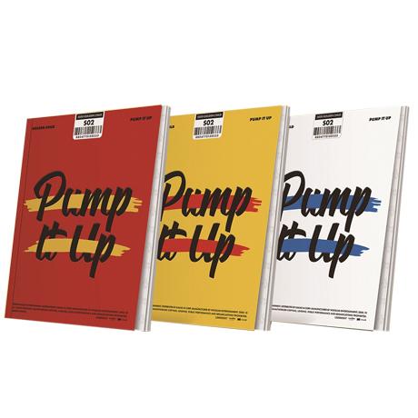 PUMP IT UP [싱글 2집] [3종 세트]
