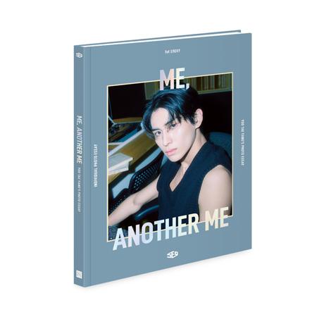ME, ANOTHER ME: YOO TAE YANG`S PHOTO ESSAY [유태양 포토 에세이]