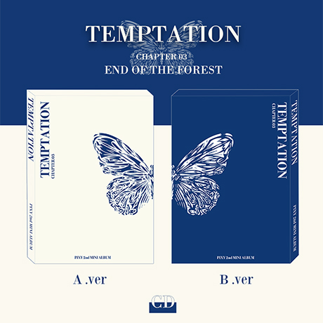 TEMPTATION: CHAPTER 03 [미니 2집]