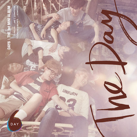 THE DAY [THE 1ST MINI ALBUM]