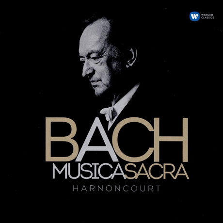 MUSICA SACRA/ NIKOLAUS HARNONCOURT [니콜라우스 아르농쿠르: 바흐 종교음악 베스트]