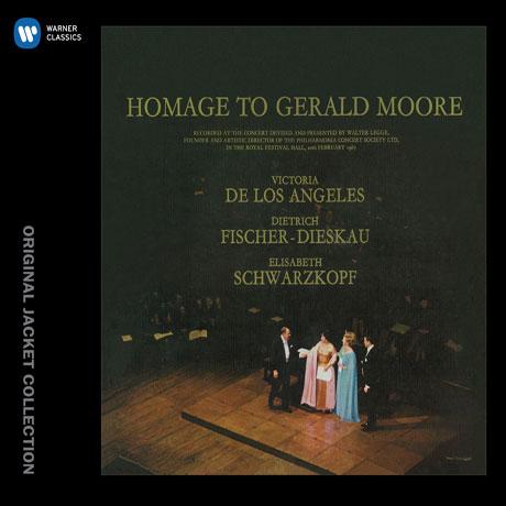 HOMAGE TO GERALD MOORE [워너 오리지널 자켓 컬렉션] [제랄드 무어: 은퇴기념 공연실황과 헌정음반 합본] [한정반]